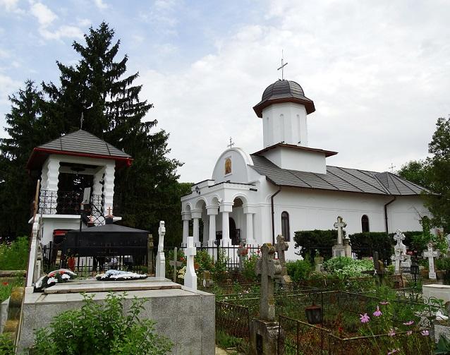 biserica draganescu site
