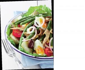 Salată mediteraneană- Credit foto:Shuterstock