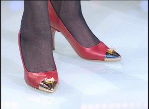 Stela Popescu pantofi