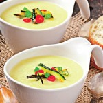 Supă cremă de dovlecei