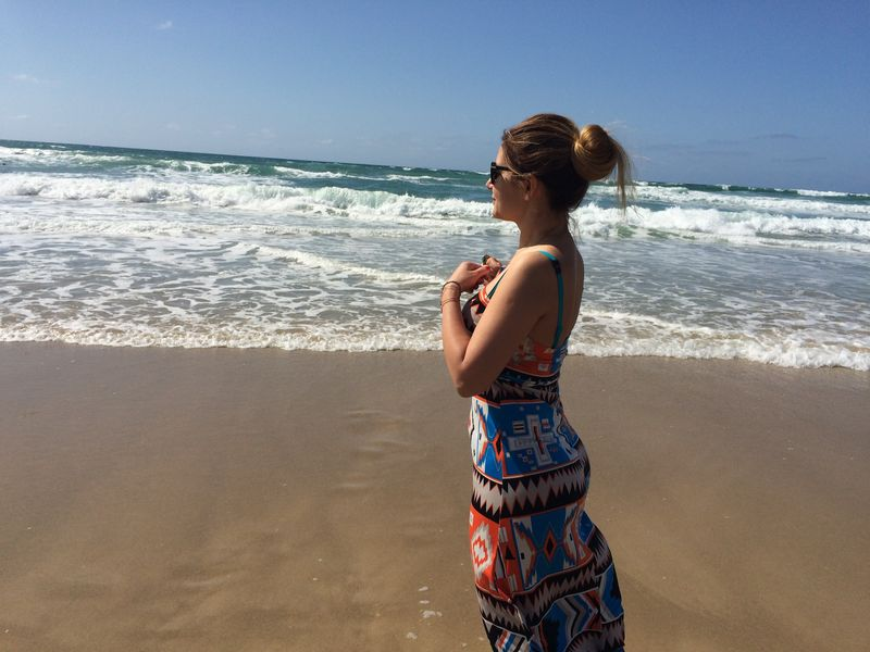 Amalia Enche in Israel (3)