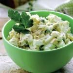 Salată de ouă cu maioneză