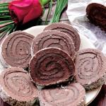 Ruladă de ciocolată