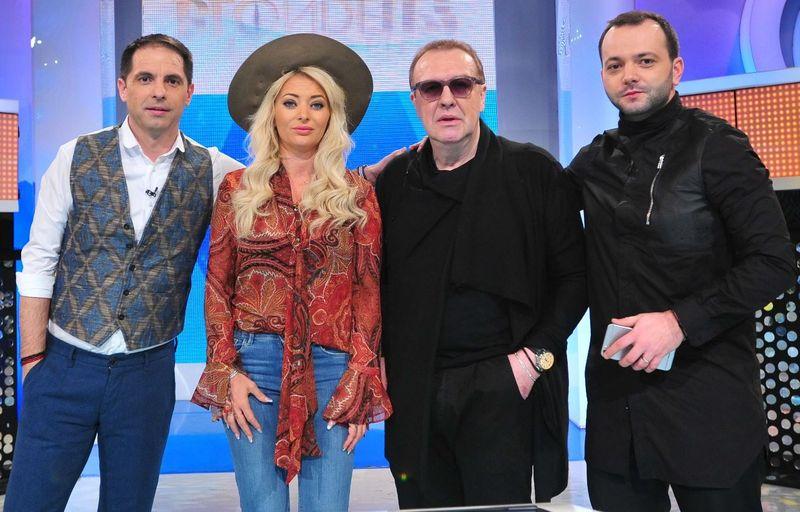 Credit foto: Antena 1 Gabriela Arsenie