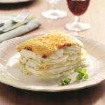 Lasagna cu brânză