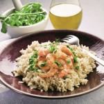 Creveți cu orez