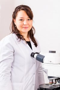 Cristina Ailenei Genetic Center
