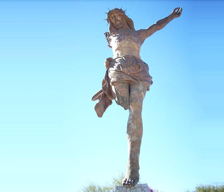 Iisus frant din Mexic