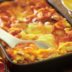 Lasagna în stil mexican