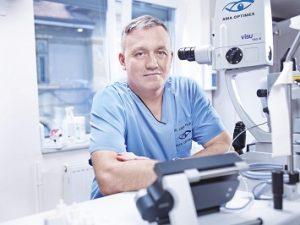 Dr. Andrei Filip - medic primar, specialist oftalmolog, clinica Ama Optimex - 2