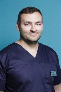 dr. Ionut Leahu, medic stomatolog