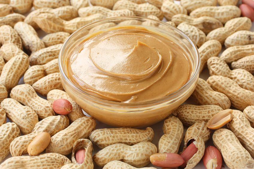 13094044 - peanuts & peanut butter