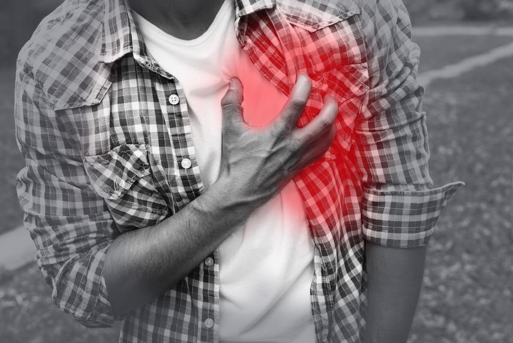 inima doare, vederea se agravează