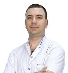 Dr. Iulian Calin, medic specialist cardiolog Centrele ARES