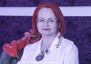 dr Iulia Belc,  director medical Bio Ortoclinic-2