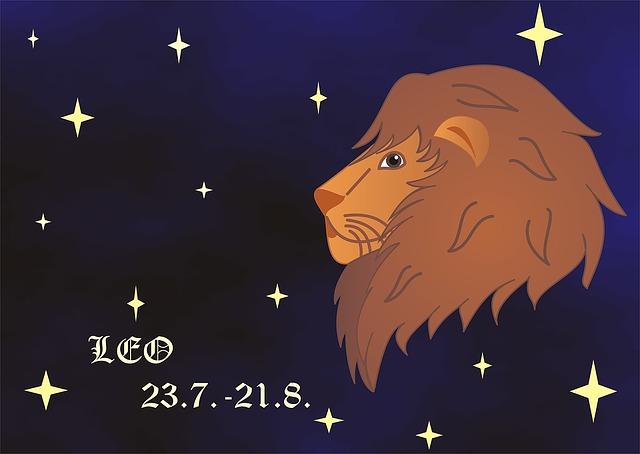 horoscop, zodia leu