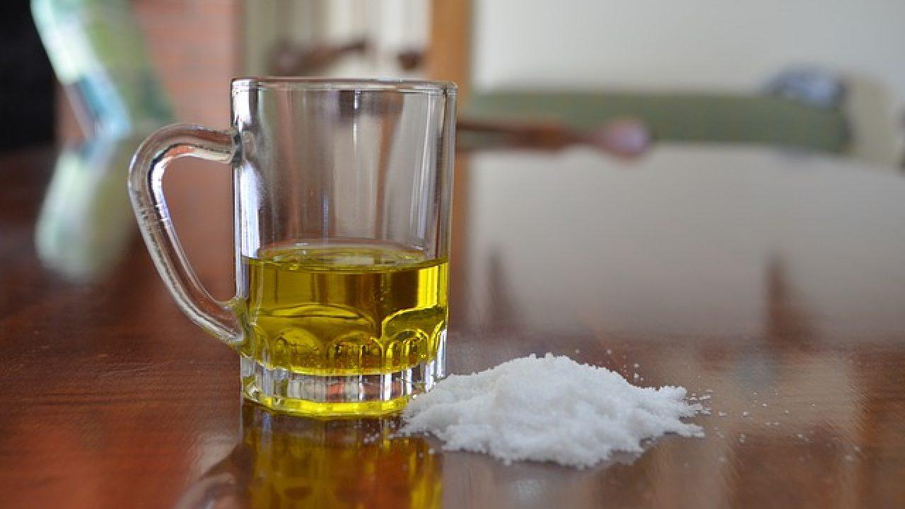 sare cu ulei pentru dureri articulare)