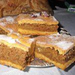 Prăjitura Rozalia- cu nucă