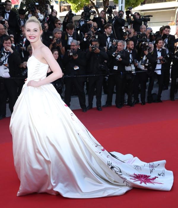 Cele mai frumoase coafuri de la Cannes 2017