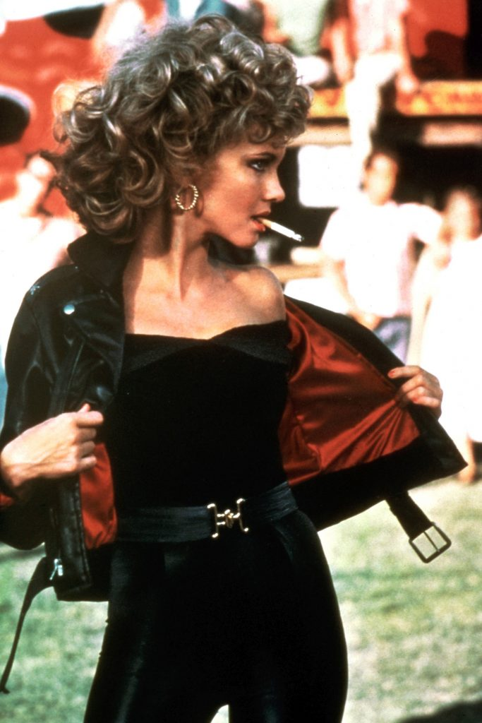 """Olivia Newton-John a făcut furori în filmul """"Grease"""