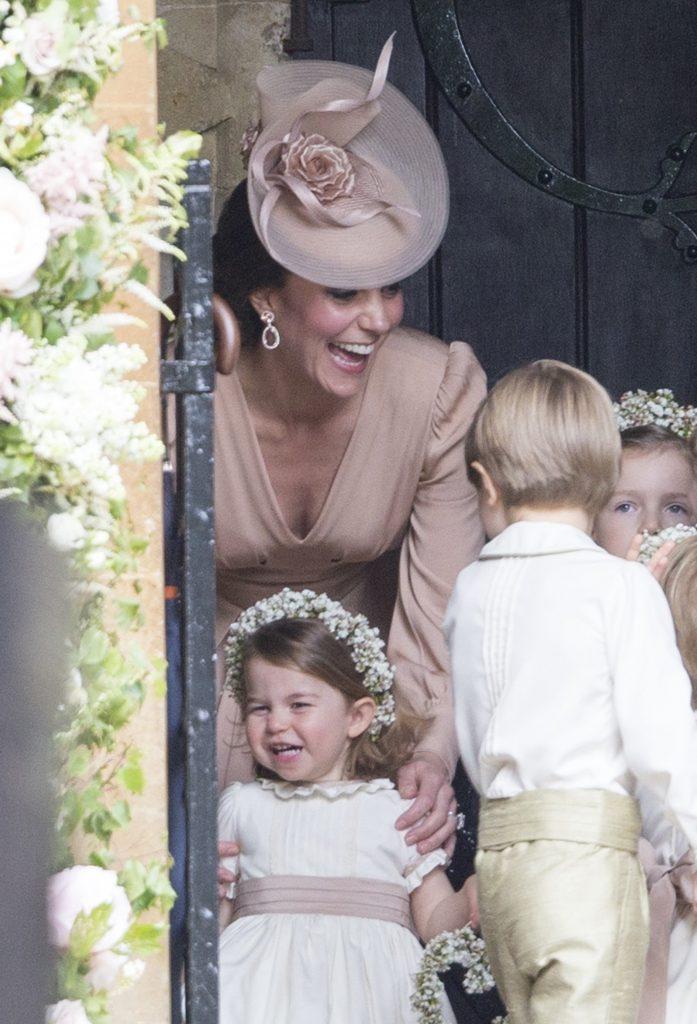 Ce roluri vor avea prințul George și prințesa Charlotte la nunta prințului Harry! Vor fi iar în centrul atenției