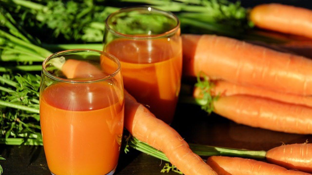 morcovii ard grăsime