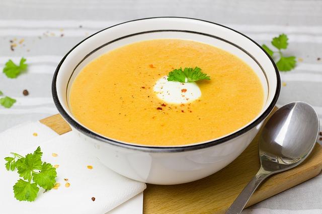 pot să pierd greutatea pe supa osoasă