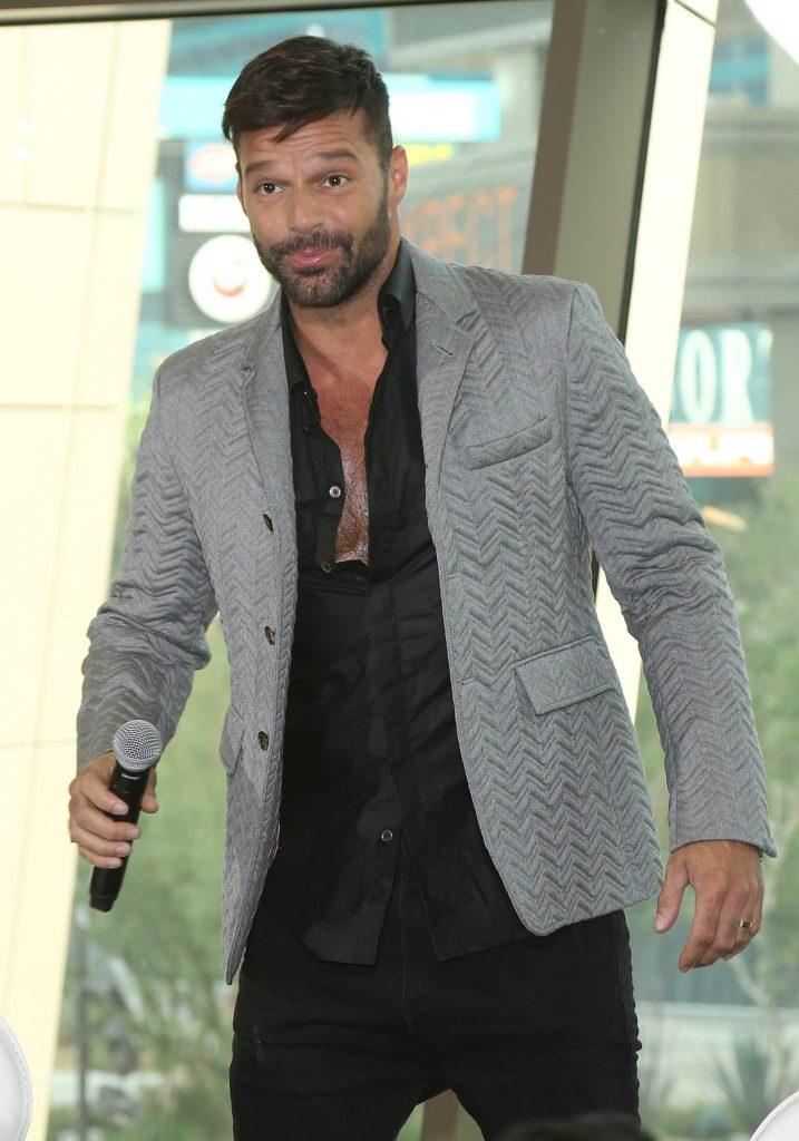 """Ricky Martin a anunțat că se căsătorește: """"Va fi un eveniment mare. Vreau să fie ceva grandios"""