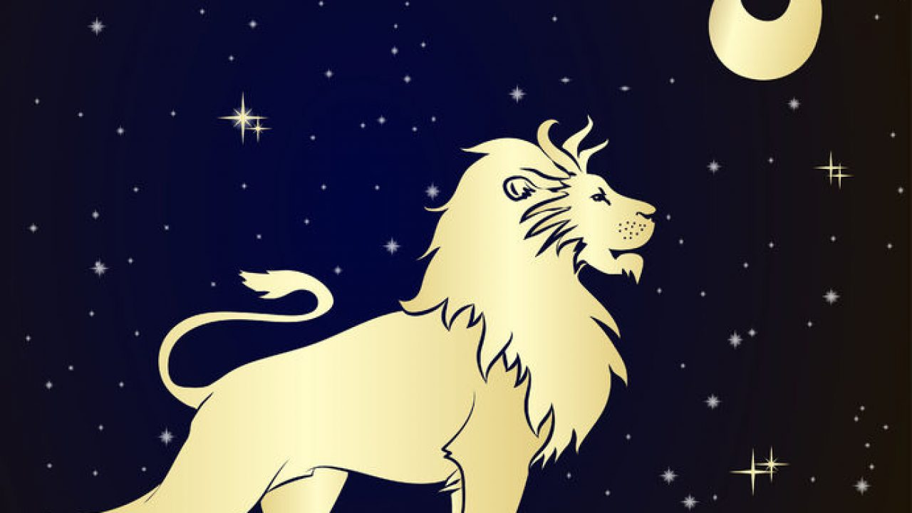 Balanta femeia pat si barbatul leu in Zodia Leu.