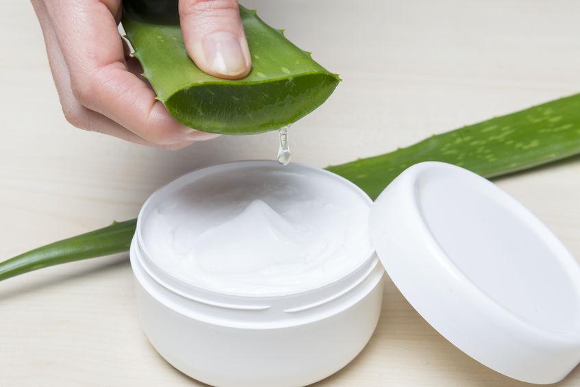 sucul de aloe vera hidratează pielea