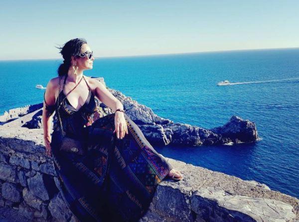 Andreea Marin e mândră de noua sa siluetă