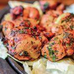 pui gătit în stil indian