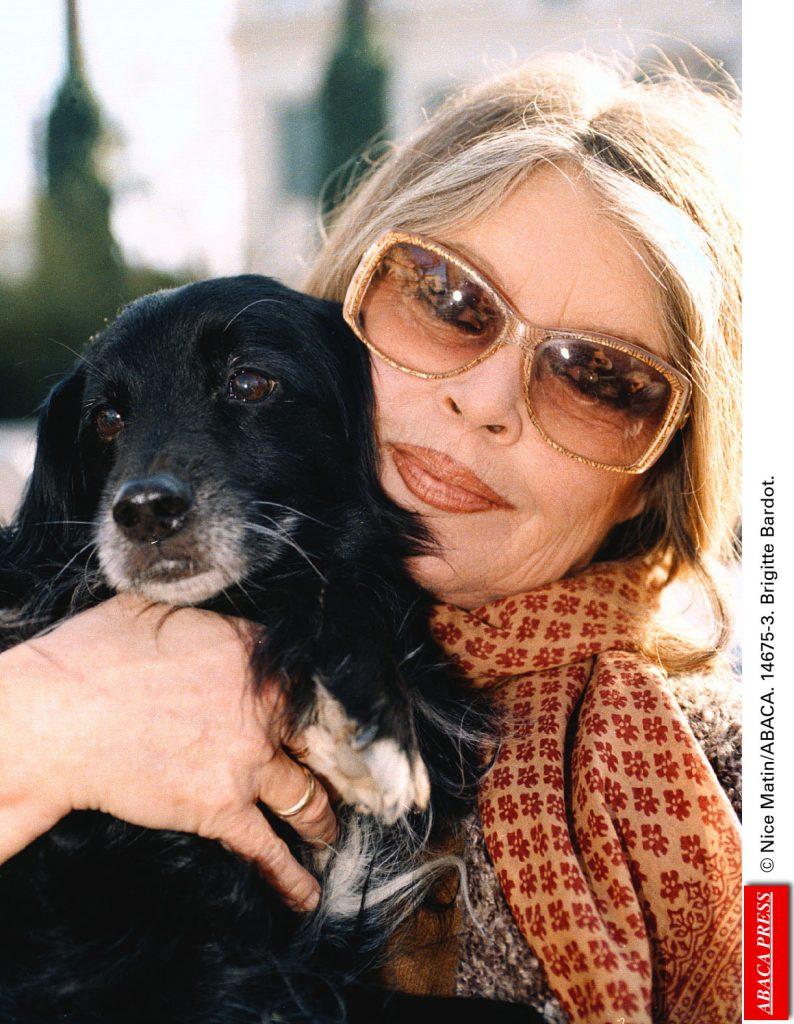 um arata Brigitte Bardot în tinerețe