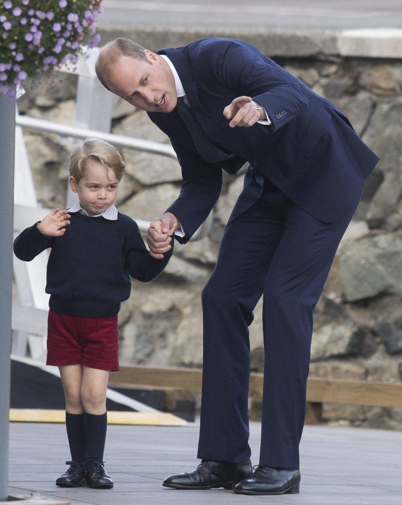 Prințul William și pe prințul George ar putea să piardă tronul Marii Britanii. Iată de ce