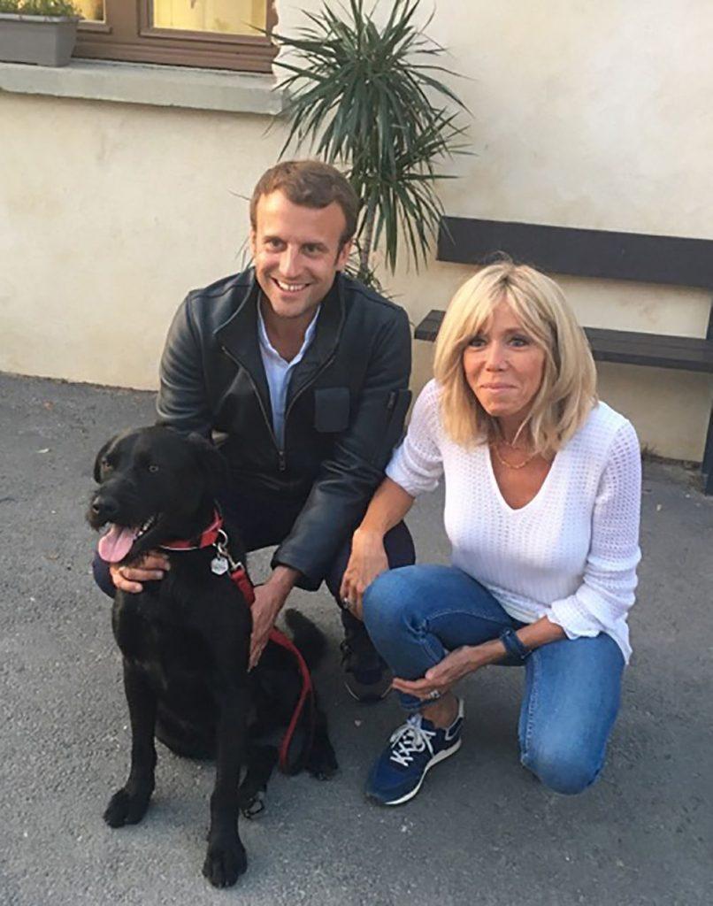 Brigitte Macron este foarte îngrijorată pentru soțul ei. De când a devenit președinte i s-a declanșat această boală