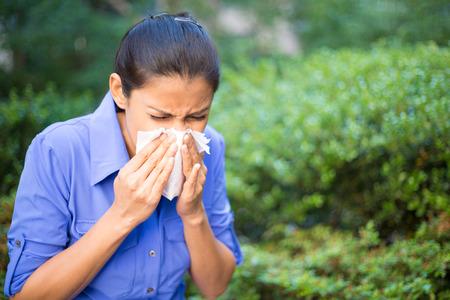 Femeile nascute in luna mai au alergii