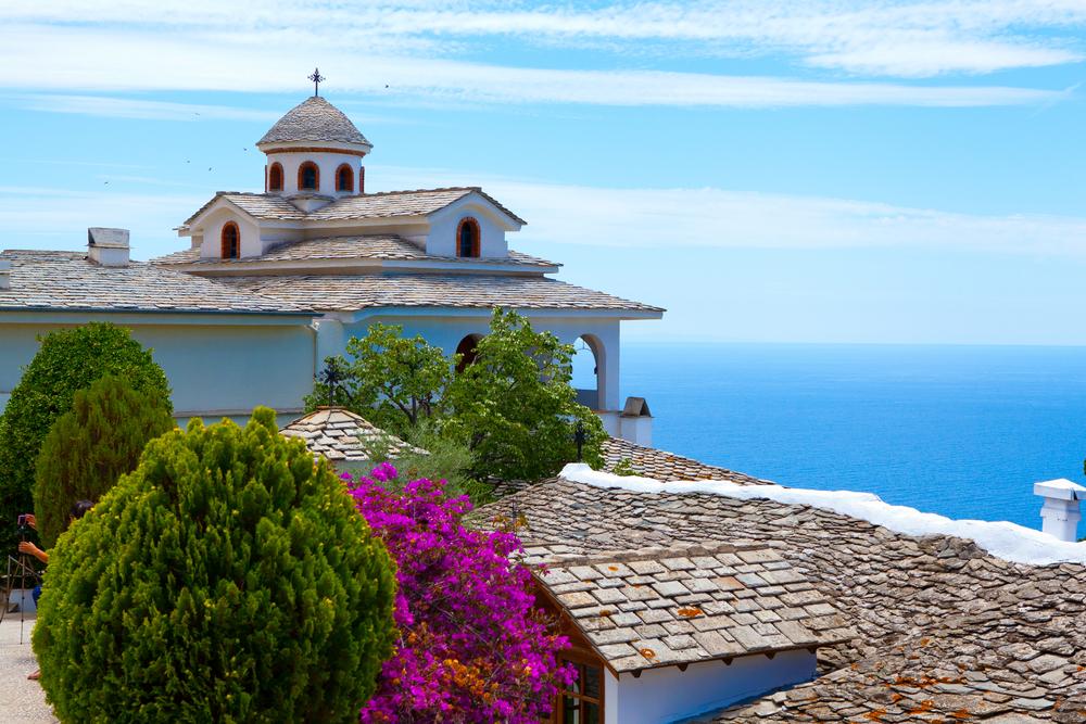 Mănăstirea Sfinții Arhangheli din Thasos