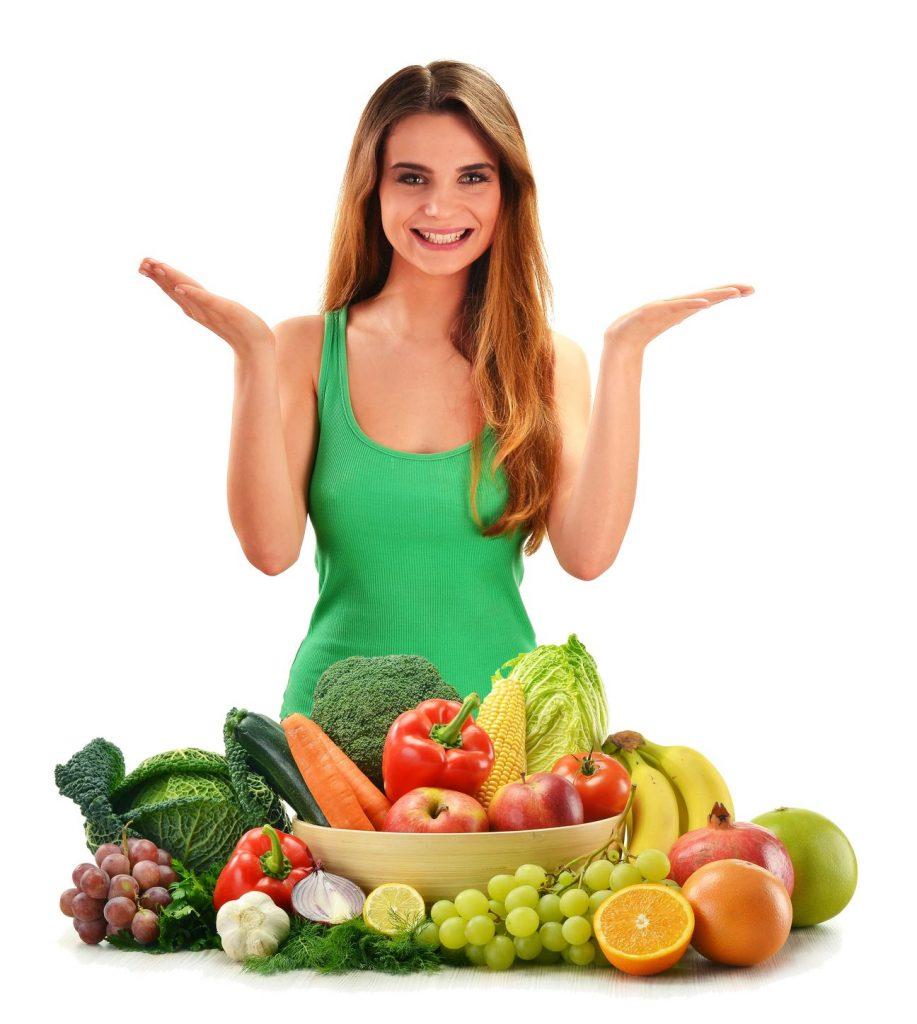 Fructele si legumele trebuie consumate în fiecare zi
