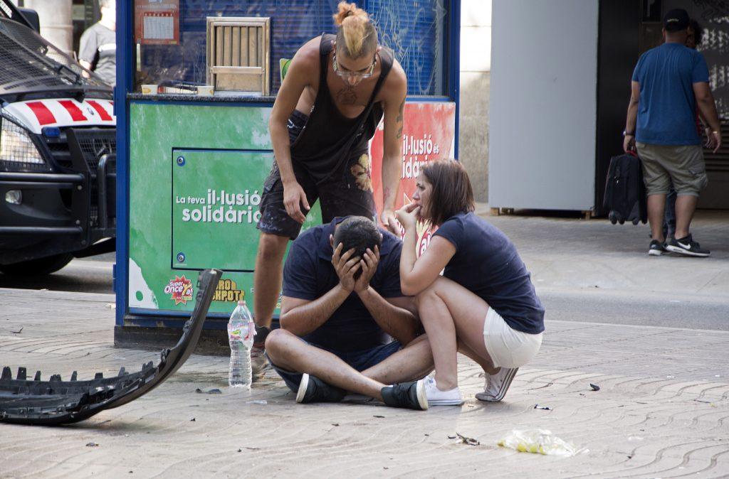 """O îndrăgită vedetă TV de la noi a trăit pe viu clipele de teroare din centrul Barcelonei. Mesajul său este cutremurător: """"Am avut neșansa să fiu martorul unor momente de cumpănă, de tristețe si neputință…"""