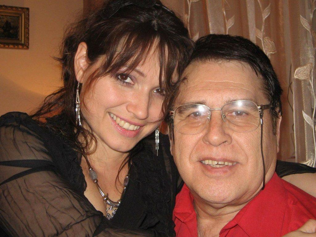 """Prima declarație a compozitorului Marius Țeicu după moartea fiicei lui: """"Din păcate, corpul ei nu a mai putut..."""