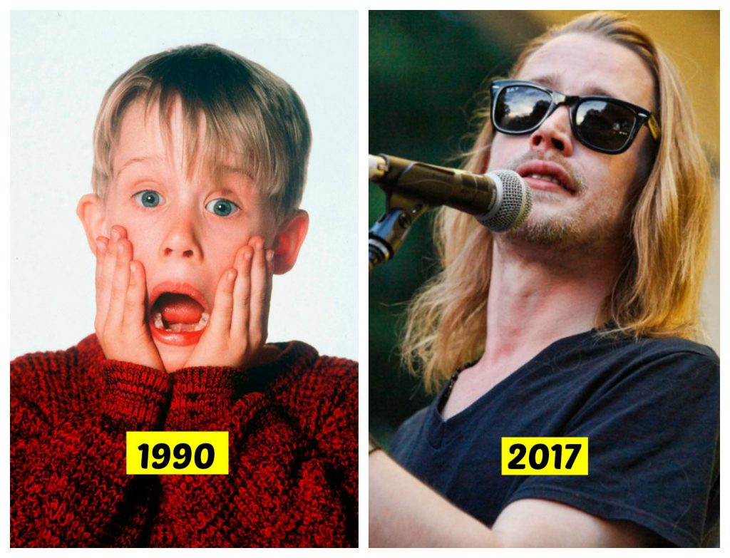 Macaulay Culkin, la 36 de ani