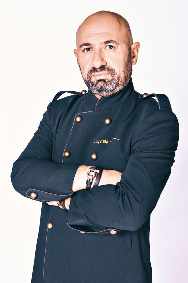 Chef Scărlătescu