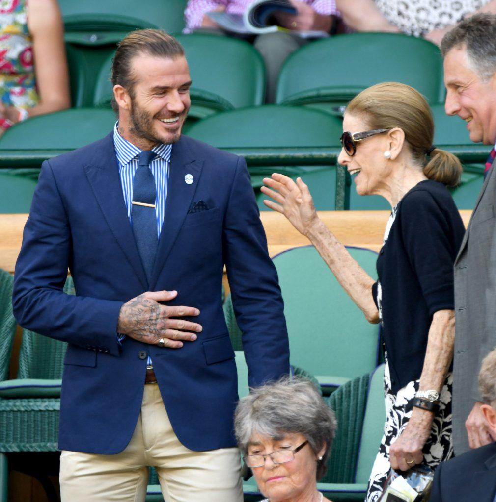 David Beckham este un familist convins