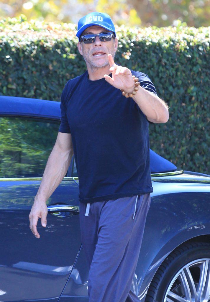 Fiul lui Jean-Claude Van Damme a fost arestat. Ce acuzații grave i-au fost aduse
