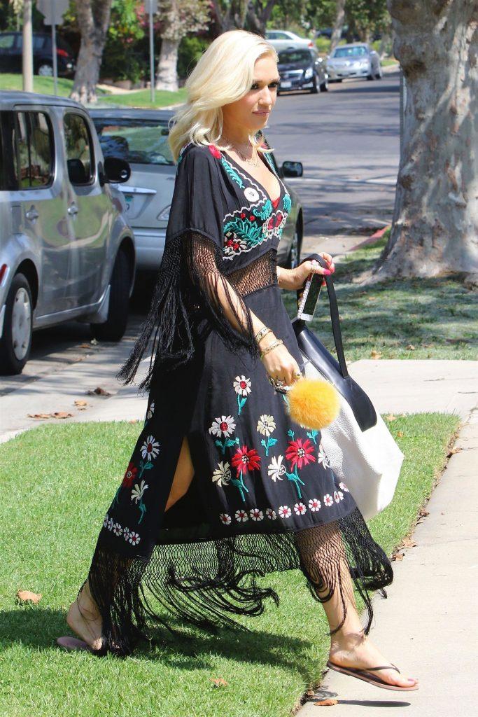 Cântăreața Gwen Stefani este însărcinată la 47 de ani