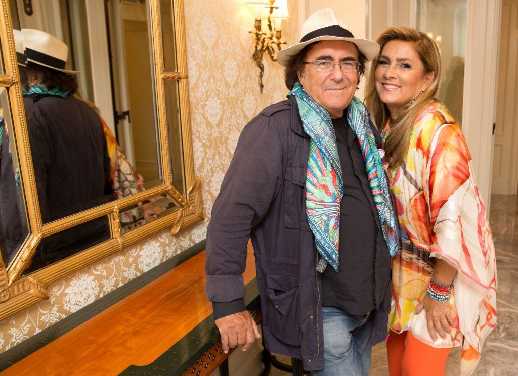 Scandal uriaș în familia lui Al Bano! Romina Power și soția artistului, Loredana, din nou în război!