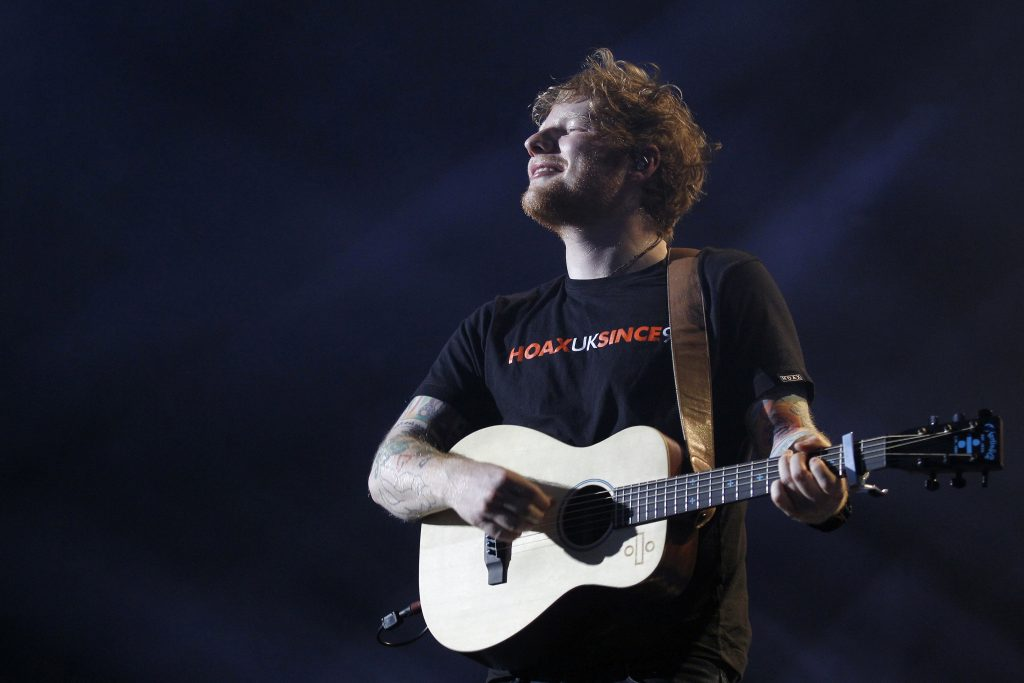 E oficial! Ed Sheeran s-a căsătorit. La nuntă au participat doar 40 de persoane. Cine e femeia care l-a convins să meargă la altar