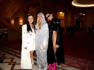 Delia ținută gala Elle 2017
