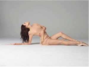 Melanie Hamrick balerina