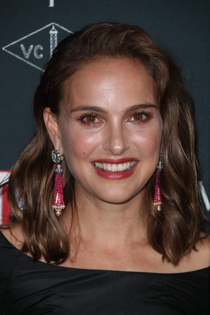Natalie Portman are un nas perfect